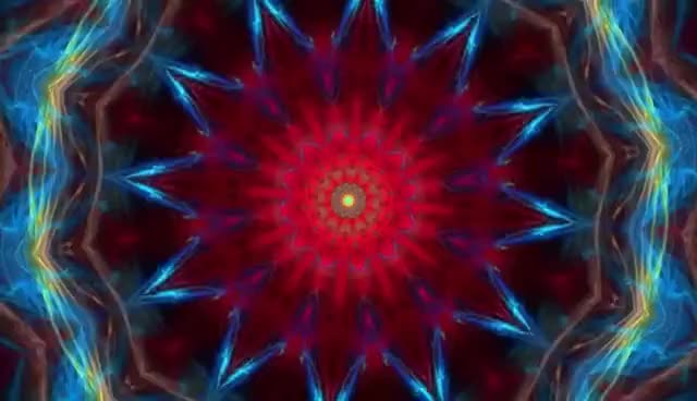 Watch and share The Splendor Of Color Kaleidoscope Video V1.1 1080p GIFs on Gfycat