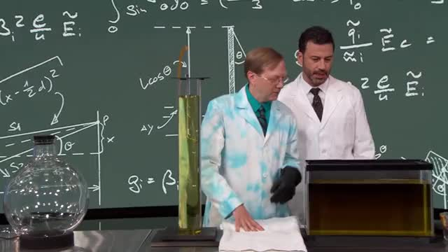 Watch Amazing Experiments with Science Bob Pflugfelder GIF by San (@estoque) on Gfycat. Discover more interestingasfuck, jimmy, jimmy kimmel live GIFs on Gfycat