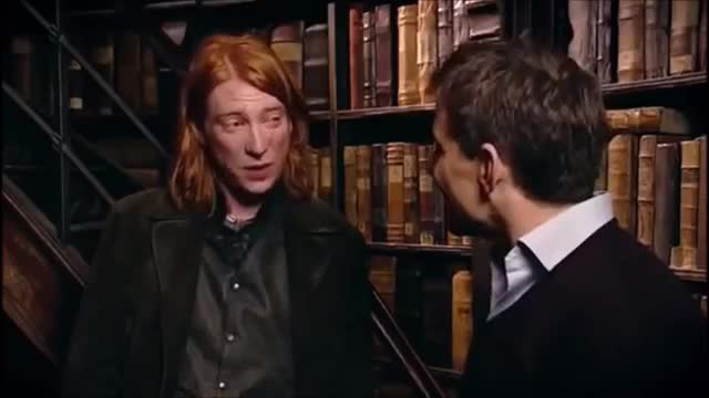 Watch and share Domhnall Gleeson As Bill Weasley GIFs on Gfycat
