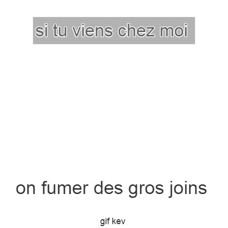Watch and share Si Tu Viens Chez Moi GIFs on Gfycat