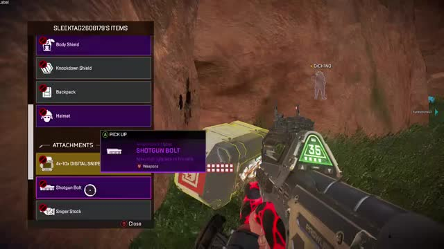 Watch YouHadEnough ApexLegends 20190211 05-41-26 GIF on Gfycat. Discover more related GIFs on Gfycat