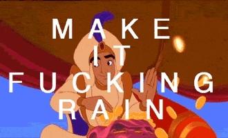 make it rain GIFs