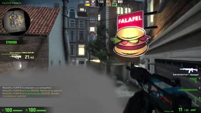 Watch valve fix this pls GIF by @carlitosalvarezl on Gfycat. Discover more globaloffensive GIFs on Gfycat