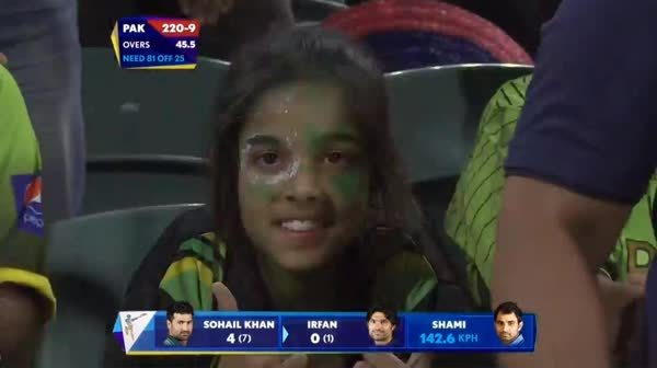 todayilearned, India v Pak - Disappointed fan GIFs