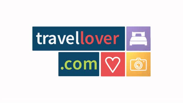 Watch and share Travellover Final Logo Animation GIFs on Gfycat