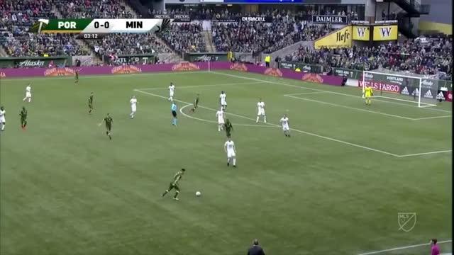 Watch and share Paredes Non-goal Portland V Minnesota 1mar2020 GIFs by C.I. DeMann on Gfycat