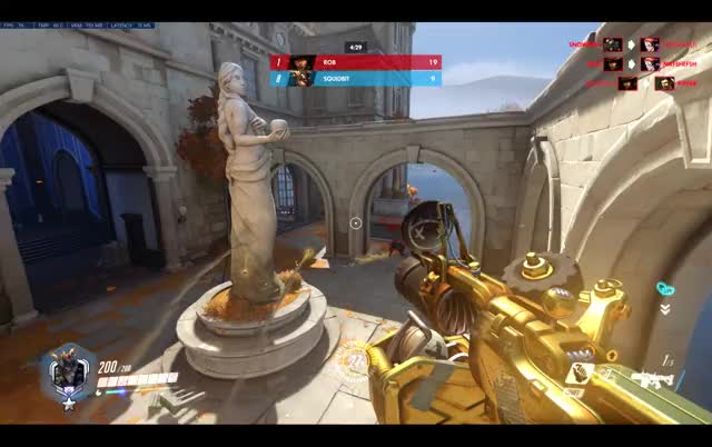 Watch and share Overwatch GIFs and Highlight GIFs by Squidbit on Gfycat