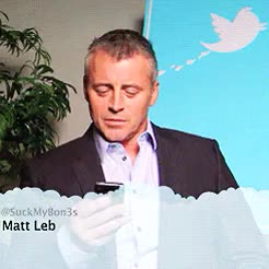 Watch Matt LeBlanc, Courteney Cox & Lisa Kudrow. Reading Mean Twee GIF on Gfycat. Discover more 10, 1K, Courteney Cox, Friendsedit, Gifs, Lisa Kudrow, Matt LeBlanc, Mean Tweets, pinkmanjesse, princesconsuela GIFs on Gfycat