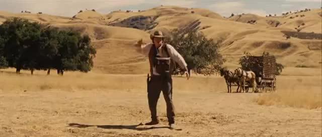 Django Unchained The escape scene GIFs