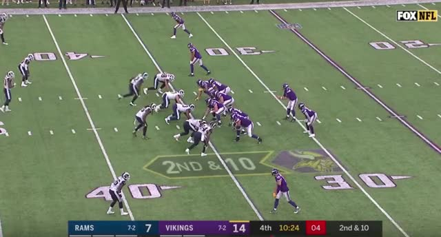 Watch and share Thielen Rams TD.mov GIFs on Gfycat