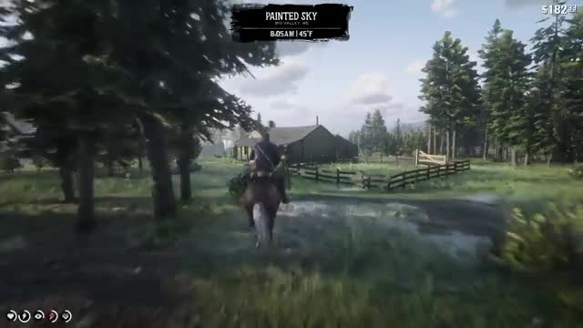 Watch Horse Catapult GIF by ThePyrotechnician (@thepyrotechnician) on Gfycat. Discover more PS4share, Gaming, PlayStation 4, Red Dead Redemption 2, Sony Interactive Entertainment, ThePyrotechnician GIFs on Gfycat
