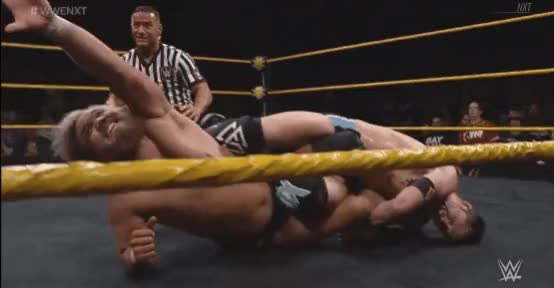 Watch Moustache Mountain vs. Undisputed Era II GIF by Wally (@richiethg) on Gfycat. Discover more related GIFs on Gfycat