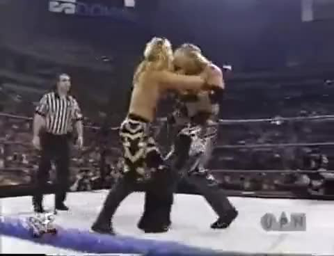 Chris Jericho vs. Test