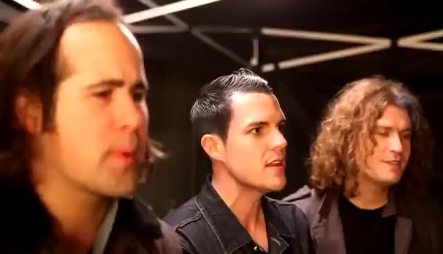 Watch and share The Killers GIFs and Spaceman GIFs on Gfycat