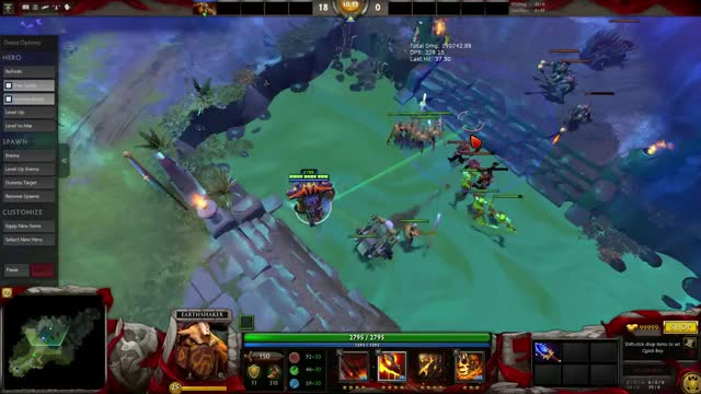 Watch and share Earthshaker GIFs and Immortal GIFs on Gfycat