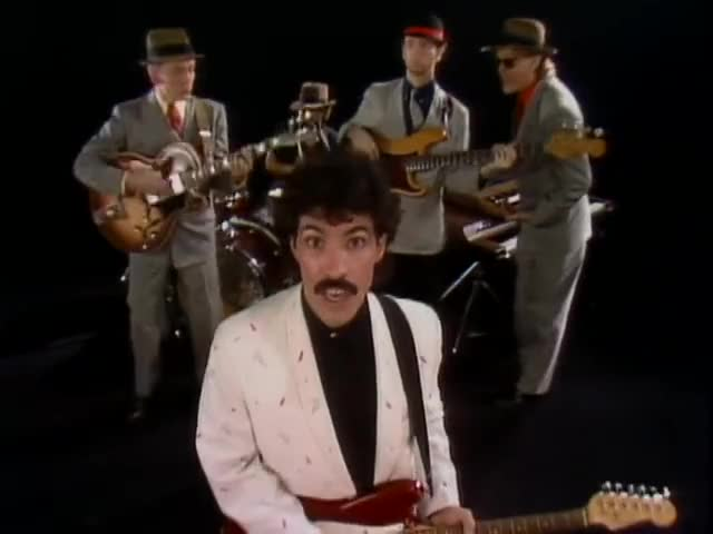 Watch and share Hall And Oates GIFs and Music Video GIFs on Gfycat