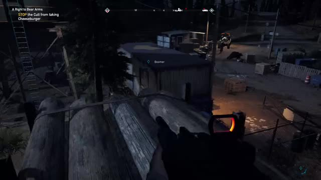 Watch and share Far Cry® 5 (2) GIFs on Gfycat