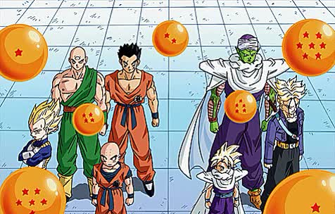 Watch and share Dragon Ball Z GIFs and Future Trunks GIFs on Gfycat