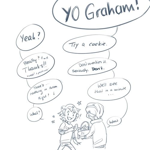 life is strange, nathan prescott, schrödingr likes his kookies, warren graham, yo, yo yo GIFs