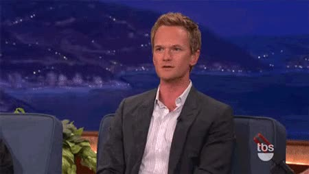 Watch NPH excited GIF by Reaction GIFs (@sypher0115) on Gfycat. Discover more Neil Patrick Harris GIFs on Gfycat