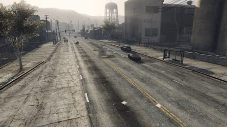 The Ruiner's missiles are just incredible • r/GrandTheftAutoV GIFs