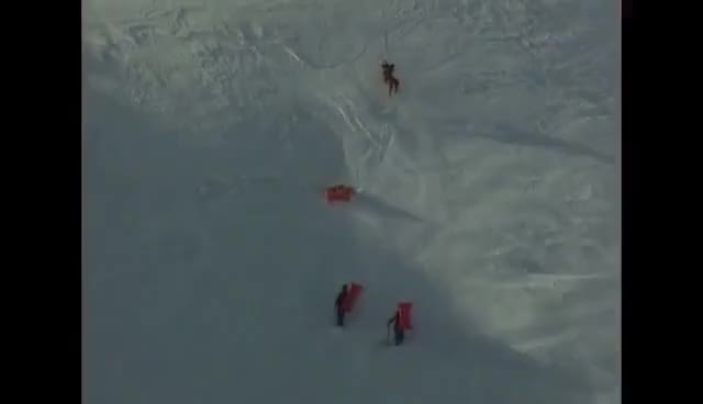 Avalanche - The White Death