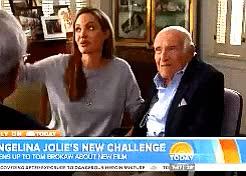 Watch and share Louis Zamperini GIFs and Angelina Jolie GIFs on Gfycat