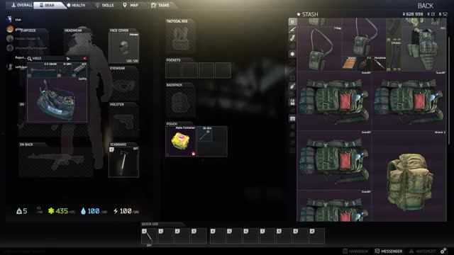 Watch Infini-Bag GIF by Dr. Wafflez (@doctordepression) on Gfycat. Discover more eft, funny, gaming, insane, pc, tarkov GIFs on Gfycat