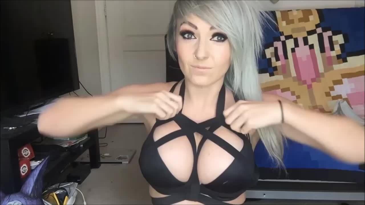 JessicaNigri, dashboard, jessicanigri, Mail Monday gfycats (AIC) (reddit) GIFs