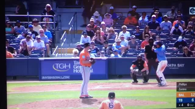 Watch and share Baltimore Orioles GIFs and Baseball GIFs by Evan Phillips on Gfycat