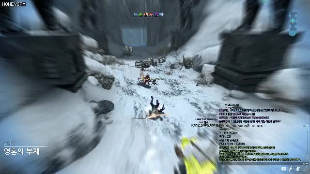 Watch and share Vindictus GIFs and 마비노기영웅전 GIFs by gifupload on Gfycat