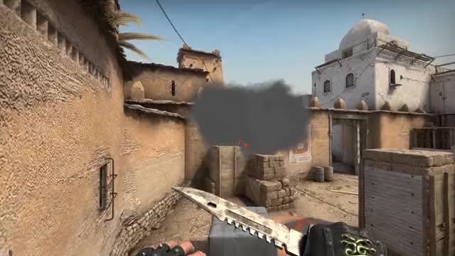 Watch and share Csgo Dust2 Smoke B Window GIFs by CSGOGrenadies on Gfycat