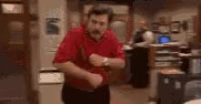 Watch Laid Ronswanson GIF on Gfycat. Discover more related GIFs on Gfycat