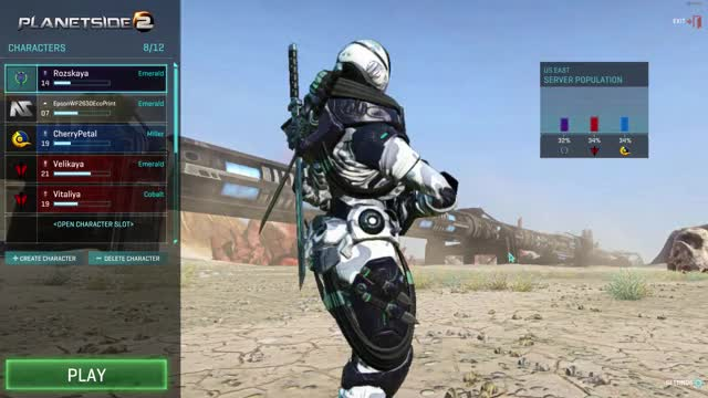 Watch and share Planetside2 V0.0.1122.434570 X64 2019-05-30 00-07-19 GIFs by arcticengie on Gfycat