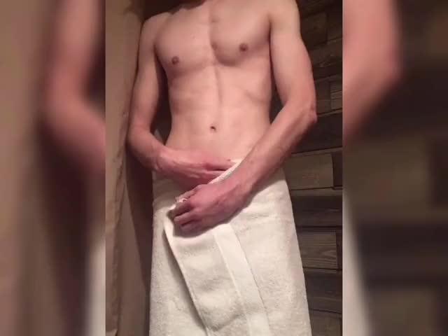 pre shower playtime
