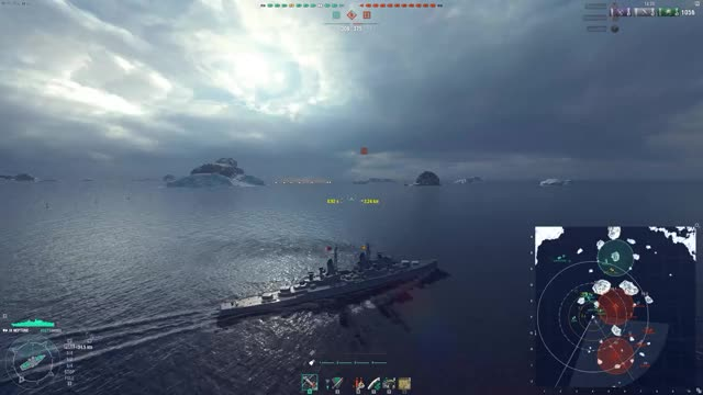 Watch and share World Of Warships 2018.01.29 - 19.37.46.02.DVR GIFs on Gfycat