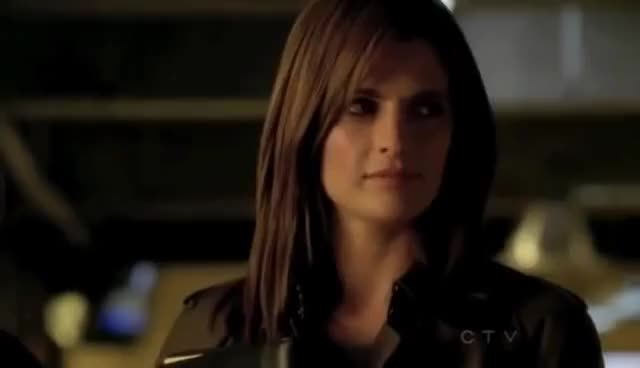 Watch and share Beckett GIFs and Castle GIFs on Gfycat