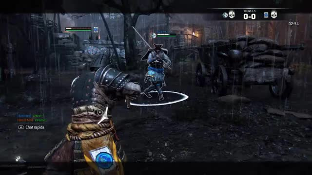 Watch and share For Honor - The Kensei With The Wheels. GIFs by hattorihenzo on Gfycat