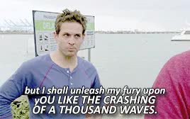 Watch and share It's Always Sunny GIFs and Dennis Reynolds GIFs on Gfycat