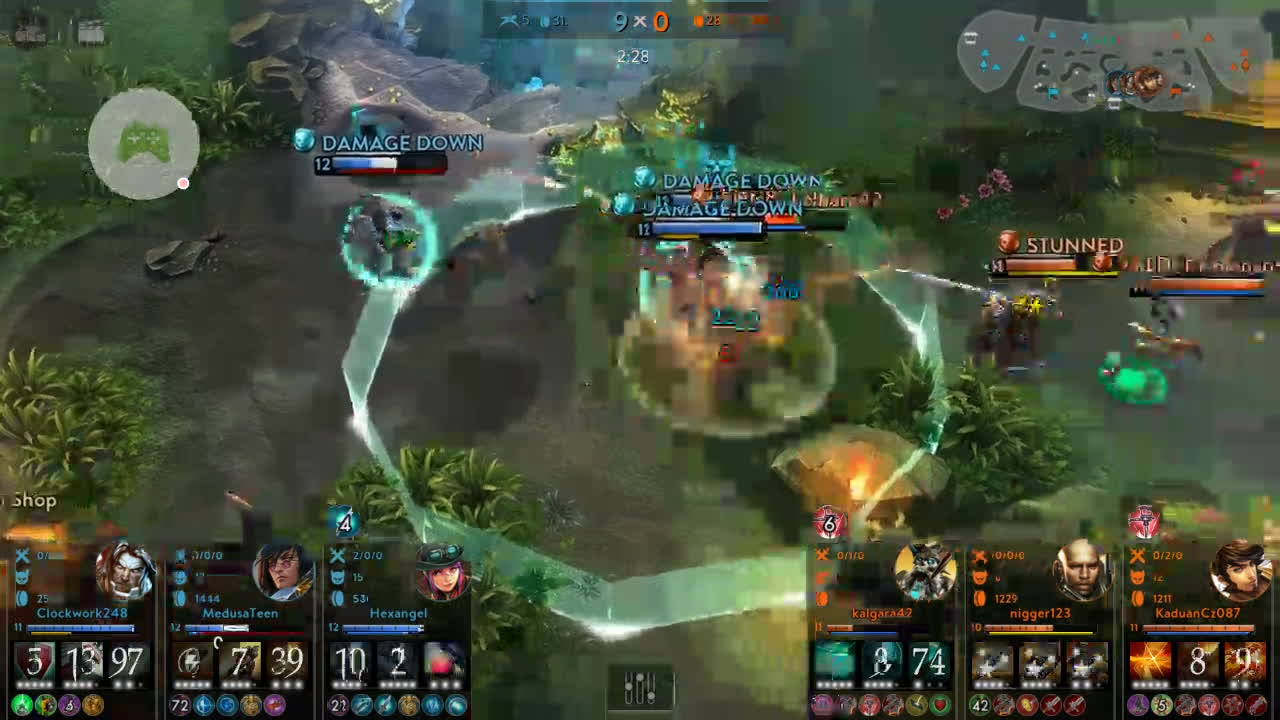 vainglorygame, Clean Sweep GIFs