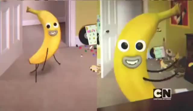 Watch and share Gumball GIFs and Banana GIFs on Gfycat