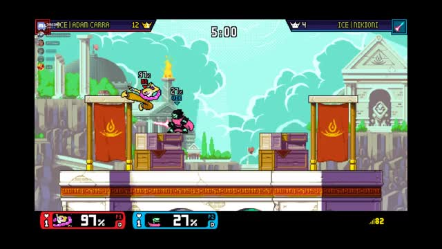 Watch Ranno edgeguard GIF by @nikioni on Gfycat. Discover more related GIFs on Gfycat