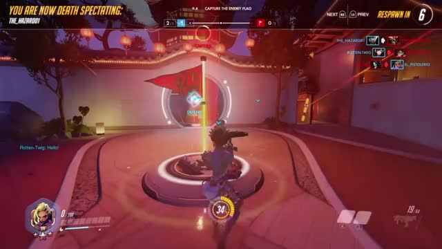 Watch and share Overwatch GIFs by gamadeus on Gfycat