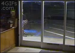 Watch funny vandal stupid door GIF on Gfycat. Discover more related GIFs on Gfycat