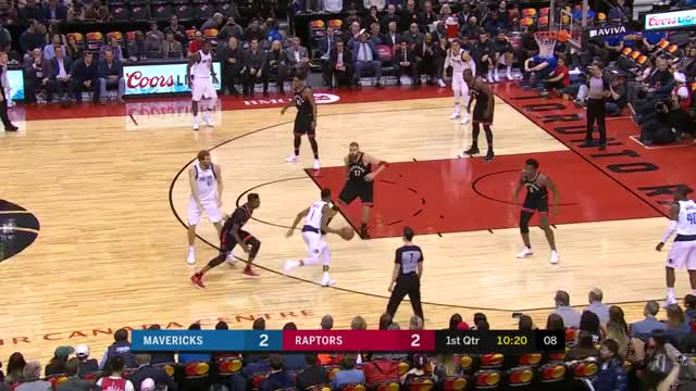 Watch and share Dallas Mavericks GIFs and Toronto Raptors GIFs by Mike Snyder on Gfycat