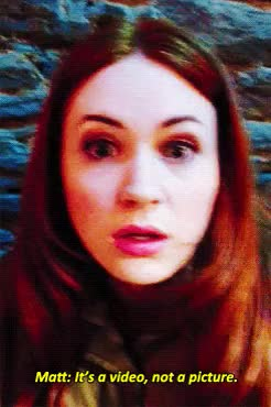 Watch and share Karen Gillan Gif GIFs and Doctor Who Quote GIFs on Gfycat