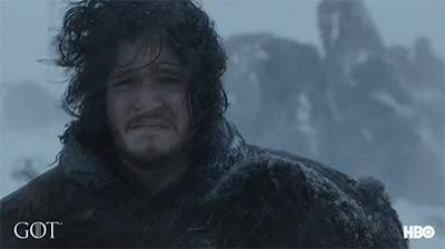 Watch and share Aegon Targaryen GIFs and Jon Snow GIFs by opiates on Gfycat