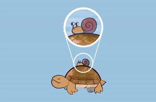 Watch and share Turtle GIFs and Snail GIFs on Gfycat