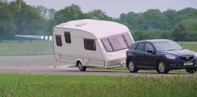 Watch and share (Funny) Caravan Racing GIFs on Gfycat