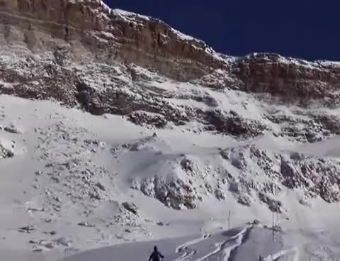 Watch and share Skiing GIFs and Crash GIFs on Gfycat